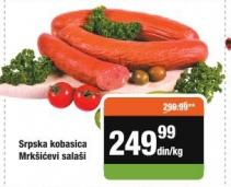 Kobasica srpska