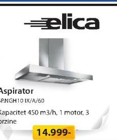 Aspirator SP.NGH10 IX/A/60