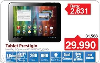 Tablet MultiPad Quantum Pmp5297c_Quad