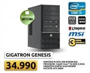 Desktop računar Gigatron Genesis
