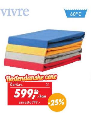 Čaršav ''Vive Trend''
