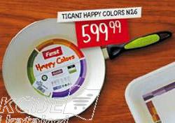 Fest tiganj Happy Colors N26