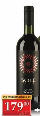 Crveno vino Il Sole