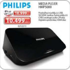 multimedijalni plejer HMP5000/12