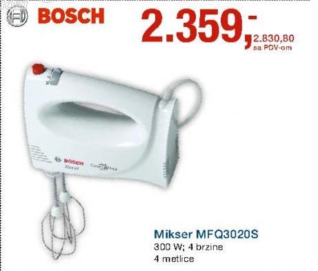 Mikser MFQ 3020S