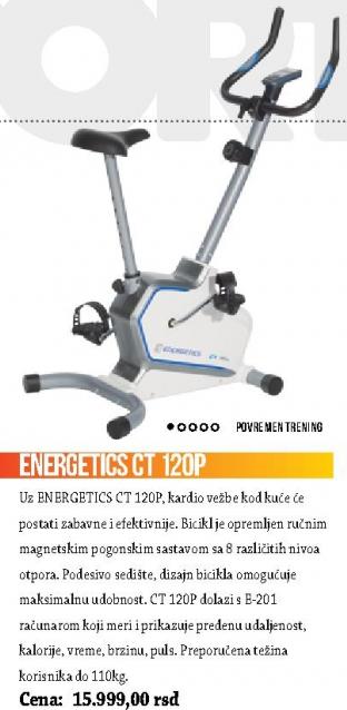 Sobni bicikl Energetics CT 120P