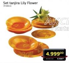 Tanjiri Lily Flower