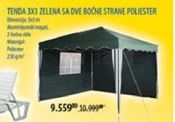 Baštenska tenda