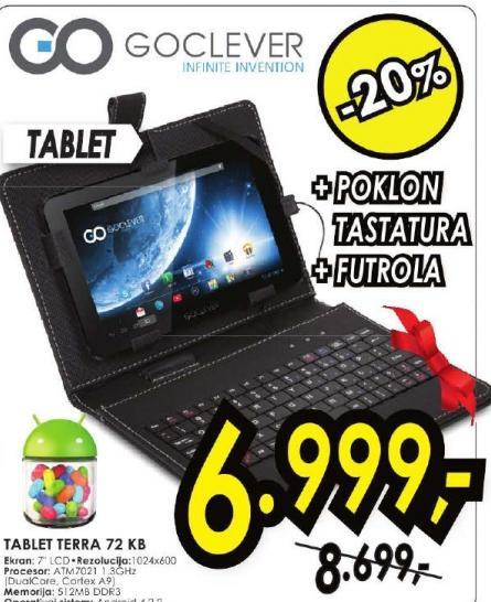 Tablet terra 72KB