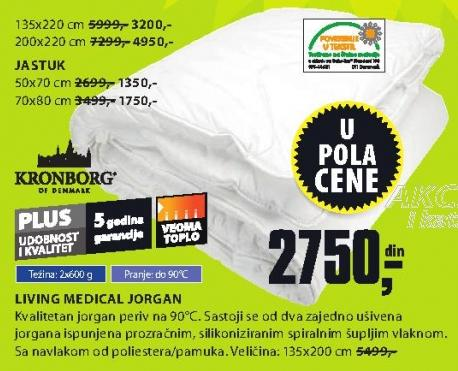 Jorgan Living Medical 200x220
