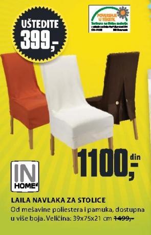 Navlaka za stolice
