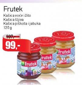 Kašica voće i žito