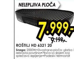 Rostilj 6321 20