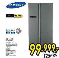 Samsung frižider kombinovani RSA 1STMG
