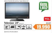 LED televizor 24HU5253