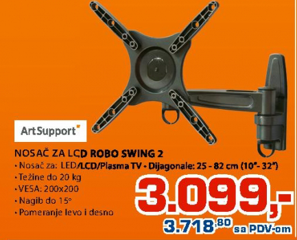 LCD nosač Art Support Robo Swing 2