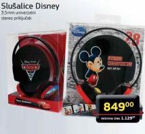 Slušalice Disney