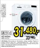 Veš mašina AWS 61212 - Slim