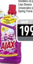 Sredstvo za čišćenje podova lilac breeze