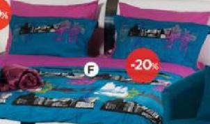 Posteljina za bračni krevet