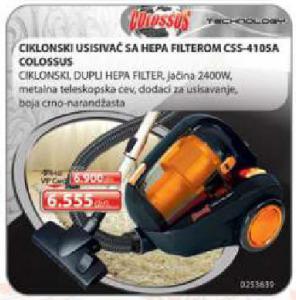 Ciklonski usisivač CSS-4105A