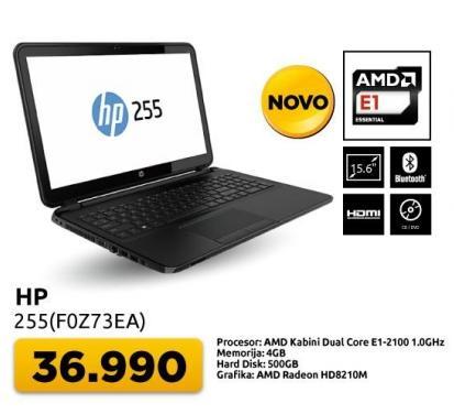 Laptop 255 F0Z73EA