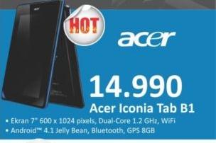 Tablet Iconia B1