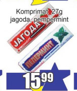 Bombone pepermint