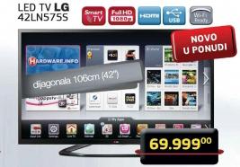 LED Televizor 42LN575S
