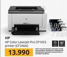 Laserjet pro P1025 CF346A štampač