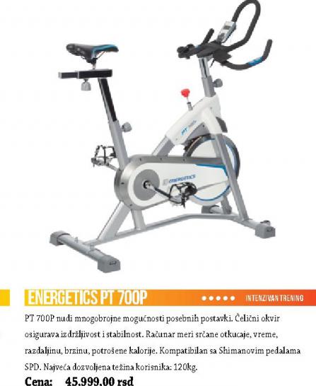 Sobni bicikl Energetics PT 700P