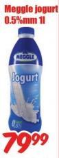 Jogurt 0,5% mm