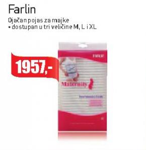 Farlin ojačan pojas za majke