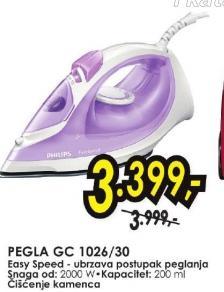 Pegla GC1026/30