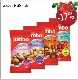 Jumbo mix više vrsta