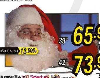 Televizor 3D LED 39LA620S