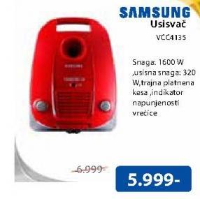 Usisisvač VCC4135