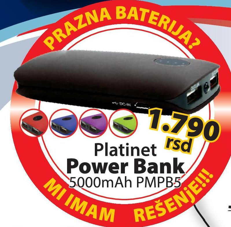 Baterija Power Bank PMPB5