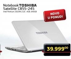Notebook Satellite C855-245