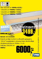 Dušek, Basic S10