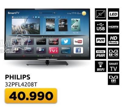 """Televizor LED 32"""" 32pfl4208t"""