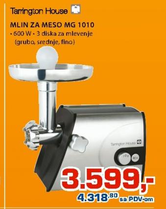 Mlin za meso MG1010