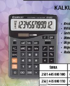 Kalkulator CS-884