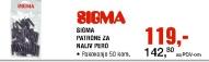 Patrone za naliv pero Sigma