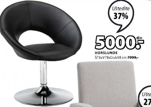 Fotelja Horslunde
