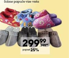 Sobne papuče