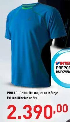Muška majica PRO TOUCH