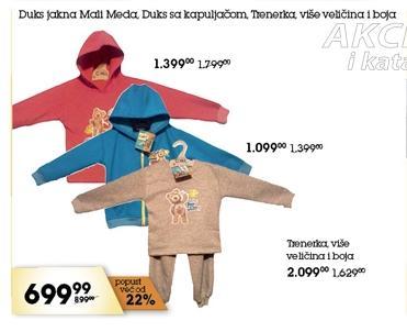 Duks jakna