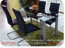 Trpezarijska stolica YD114