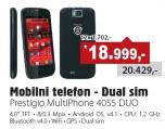 MultiPhone 4055 DUO Dual SIM